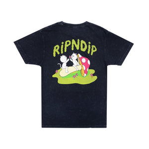 Rip N Dip - Sharing Is Caring T-Shirt - Black Mineral