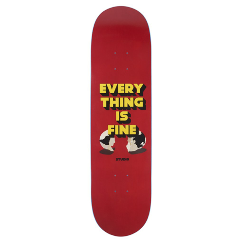 Studio Skateboards - 8.25