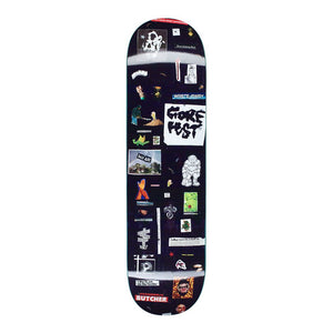 Hockey Skateboards - 8.18