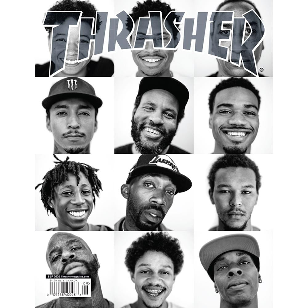 Thrasher Magazine - September 2020 Issue