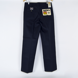 Ben Davis - Trim Fit Work Pants - Navy