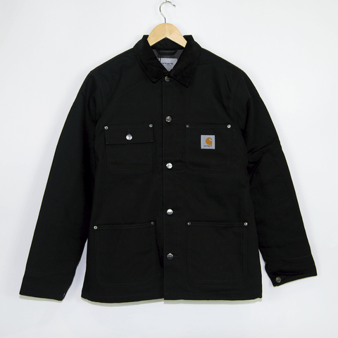 Carhartt WIP - Michigan Coat - Black (Rigid)