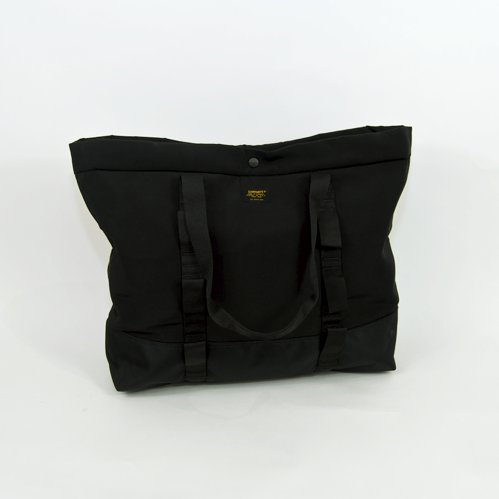 85630d46e65c ... Carhartt WIP - Military Shopper Bag - Black   Black ...