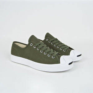 Converse - Jack Purcell OX Shoes - Field Surplus / White