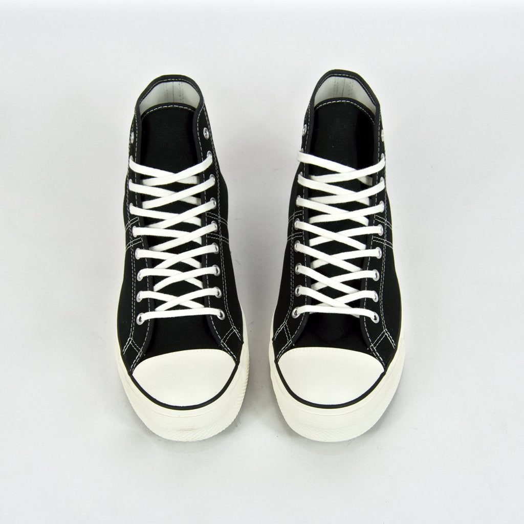 Converse - Lucky Star Hi Shoes - Black / Egret