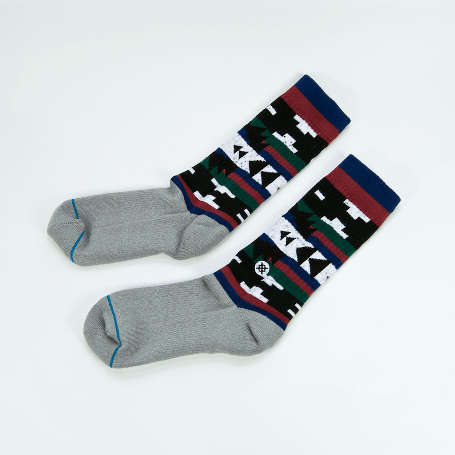 Stance - Foundation Lyonz Socks - Navy