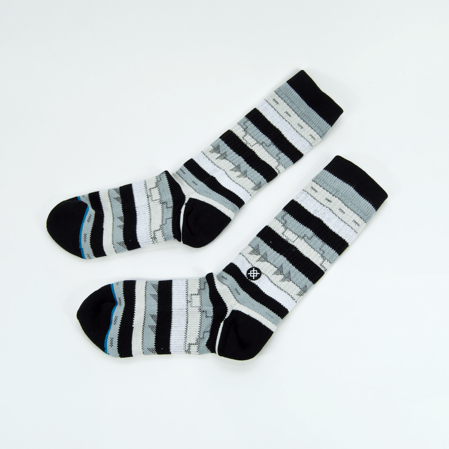 Stance - Foundation Marseille Socks - Grey