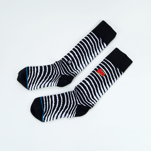 Stance - Foundation Black Star Socks - Black