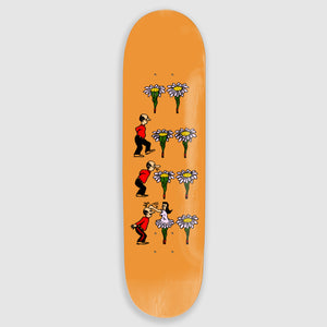 "Pass Port Skateboards - 8.38"" What U Thought Flowers Skateboard Deck"