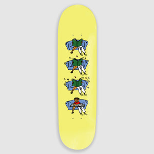 "Pass Port Skateboards - 8.0"" What U Thought Legs Skateboard Deck"
