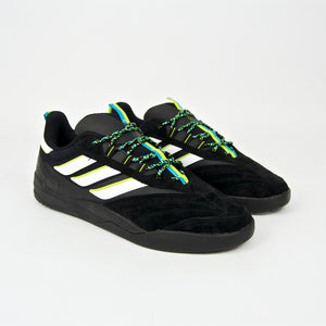Adidas Skateboarding - Mike Arnold X Copa Nationale Shoes - Core Black / Footwear White / Custom