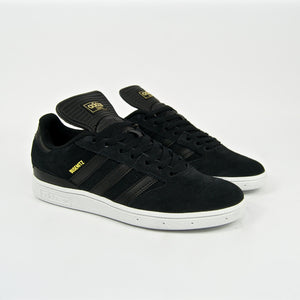 Adidas Skateboarding - Busenitz Shoes - Core Black / Core Black / Footwear White