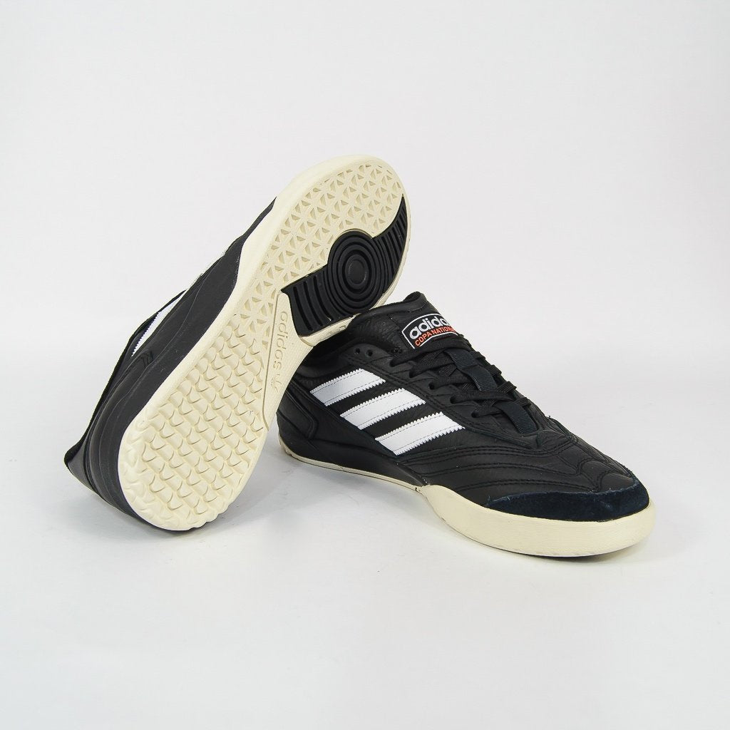 Adidas Skateboarding - Copa Nationale Shoes - Core Black / Footwear White / Cloud White