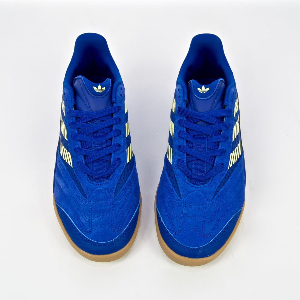 Adidas Skateboarding - Copa Nationale Shoes - Royal Blue / Yellow / Footwear White