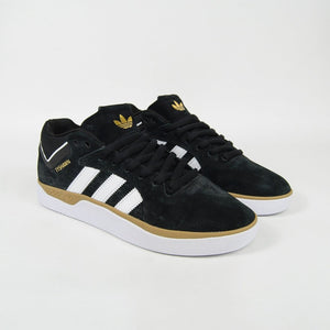 Adidas Skateboarding - Tyshawn Jones Pro Shoes - Core Black / Footwear White / Gum4