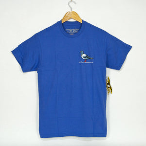 Anti Hero Skateboards - Lil Pigeon T-Shirt - Flo Blue / Multi
