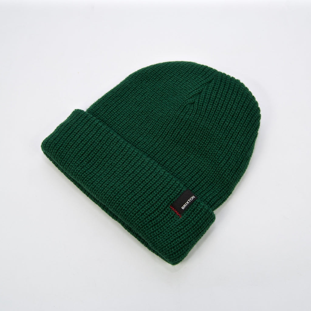 Brixton MFG - Heist Beanie - Hunter Green