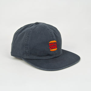 Welcome Skate Store - Burger Cap - Petrol
