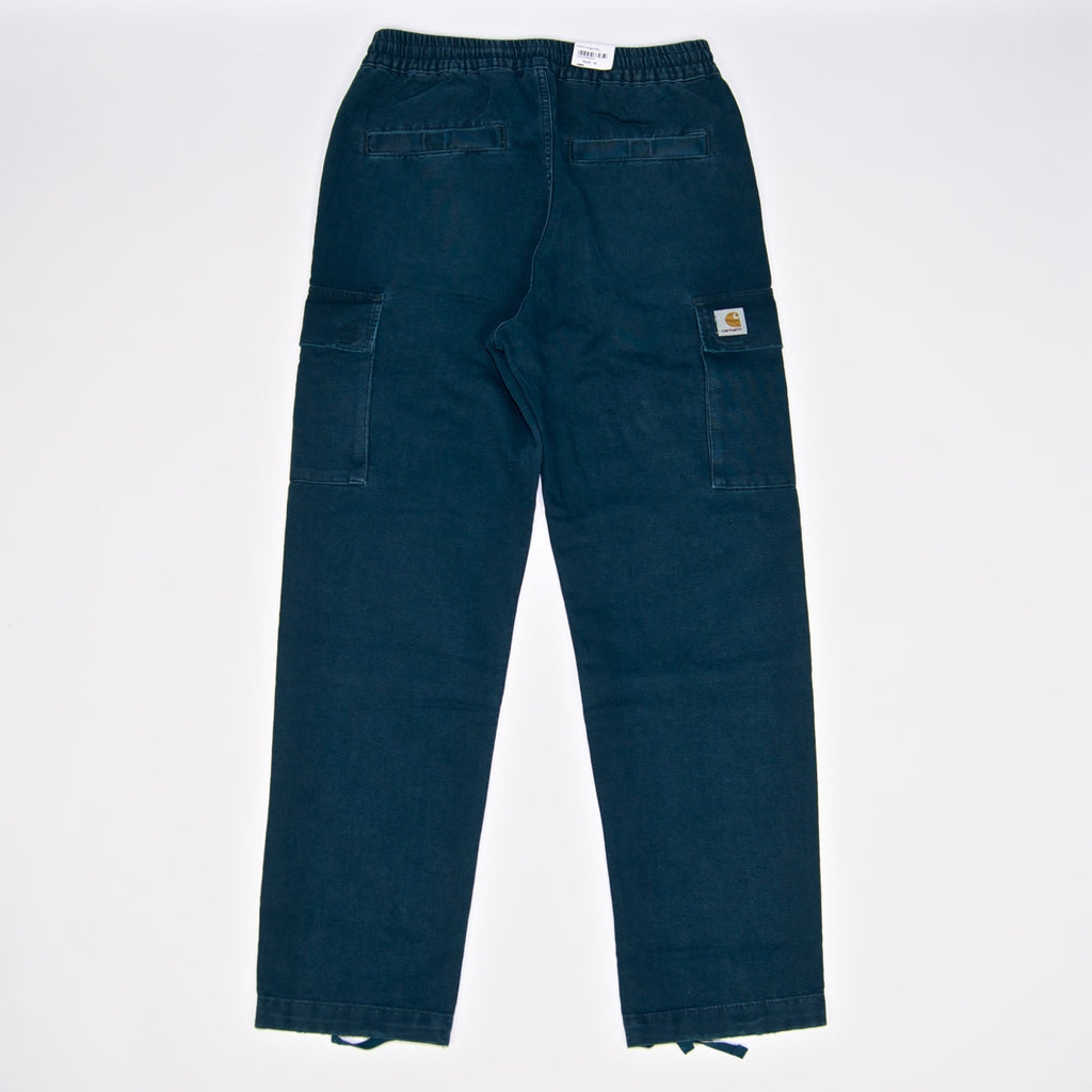 Carhartt WIP - Keyton Cargo Pant - Duck Blue (Aged)