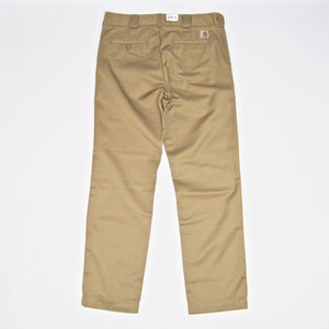 Carhartt WIP - Master Pant - Leather (Rinsed)