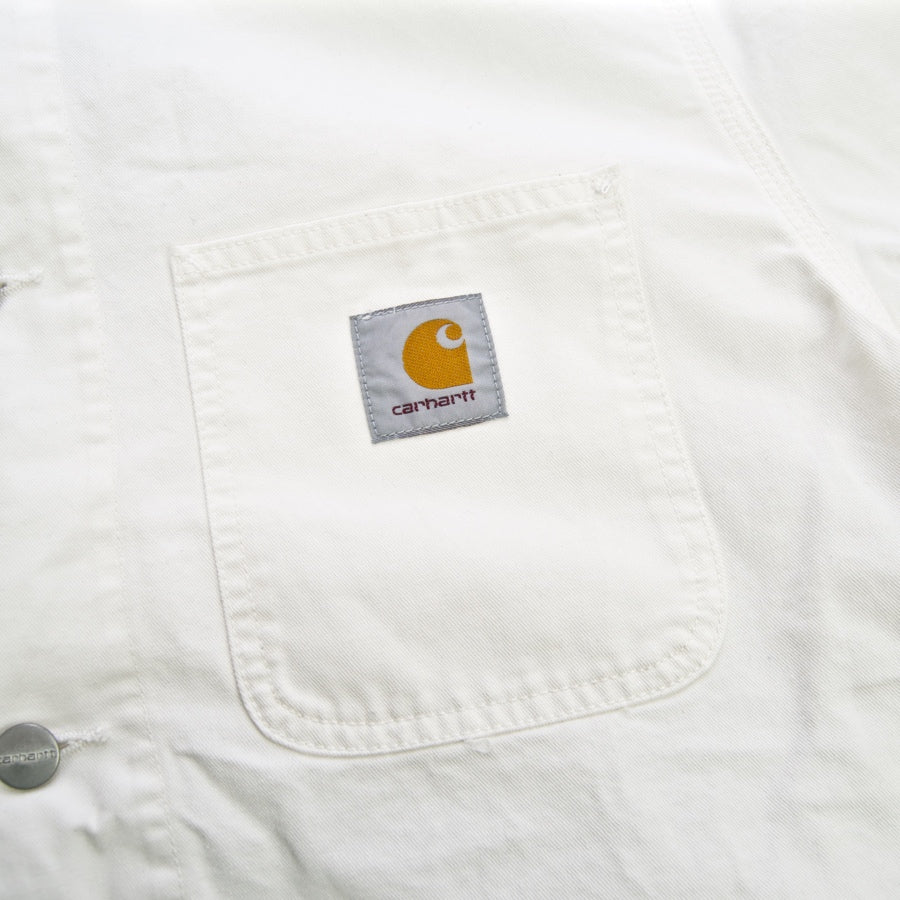 Carhartt WIP - Michigan Coat - Off White