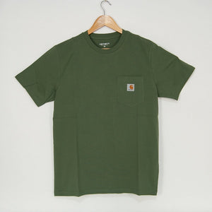 Carhartt WIP - Pocket T-Shirt - Dollar Green