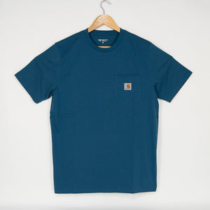 Carhartt WIP - Pocket T-Shirt - Shore