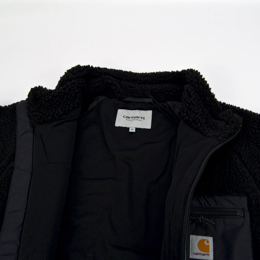 Carhartt WIP - Prentis Liner Fleece Jacket - Black