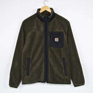 Carhartt WIP - Prentis Liner Fleece Jacket - Cypress / Black