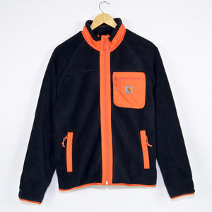 Carhartt WIP - Prentis Liner Fleece Jacket - Dark Navy / Clockwork