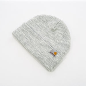 Carhartt WIP - Stratus Low Beanie - Ash Heather