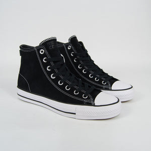 Converse Cons - CTAS Hi Pro OX Shoes - Black / Black / White