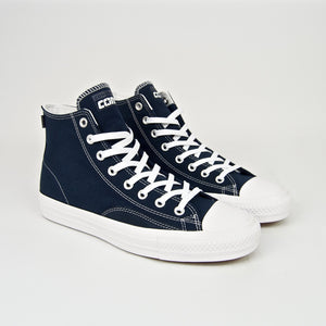 Converse Cons - CTAS Hi Pro OX Shoes - Obsidian / White / White