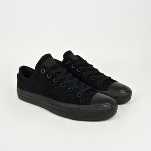 Converse Cons - CTAS Pro OX Shoes - Black / Black / Black