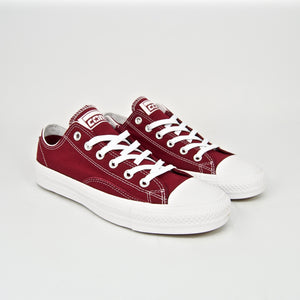 Converse Cons - CTAS Pro OX Shoes - Team Red / White / White