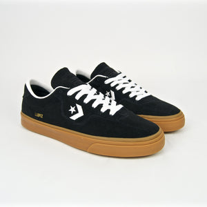 Converse Cons - Louie Lopez Pro Shoes - Black / White / Gum