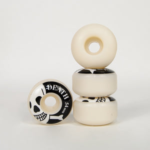 Death Skateboards - 54mm (100a) Death Logo Skateboard Wheels
