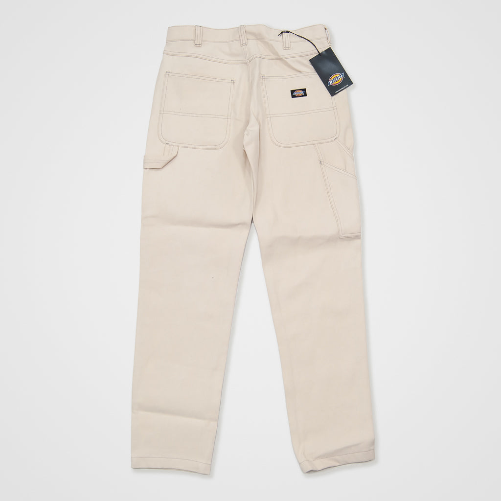 Dickies - Garyville Raw Twill Carpenter Pant - Ecru