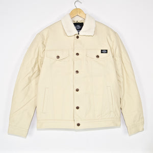 Dickies - Marksville Trucker Jacket - Light Taupe