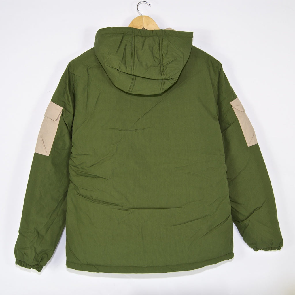 Dickies - Parskville Hooded Jacket - Army Green