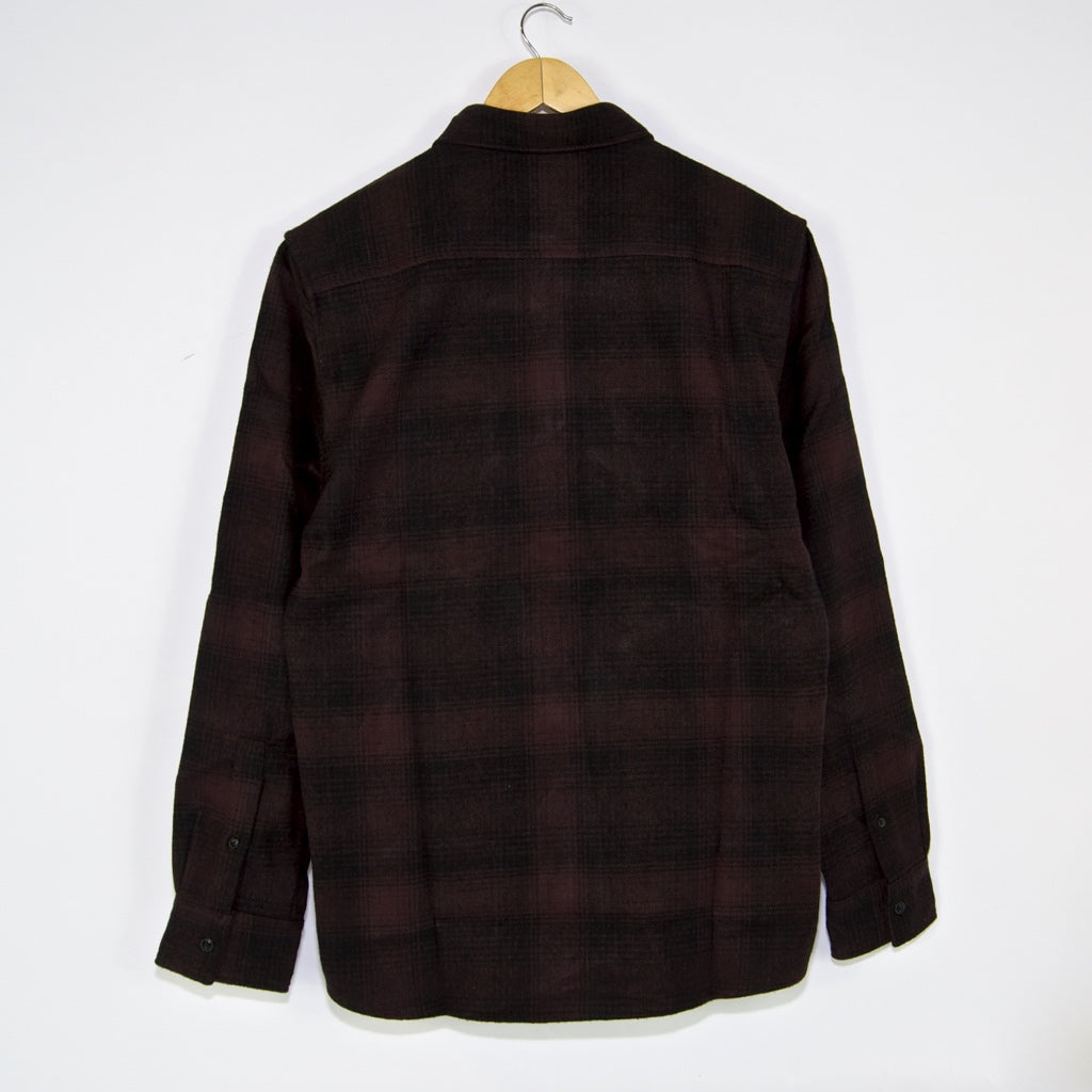 Dickies - Pleasent Hill Flannel Shirt - Maroon