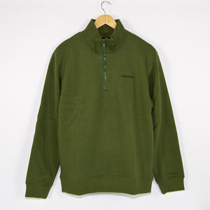 Dickies - Waggaman Quarterzip Sweatshirt - Army
