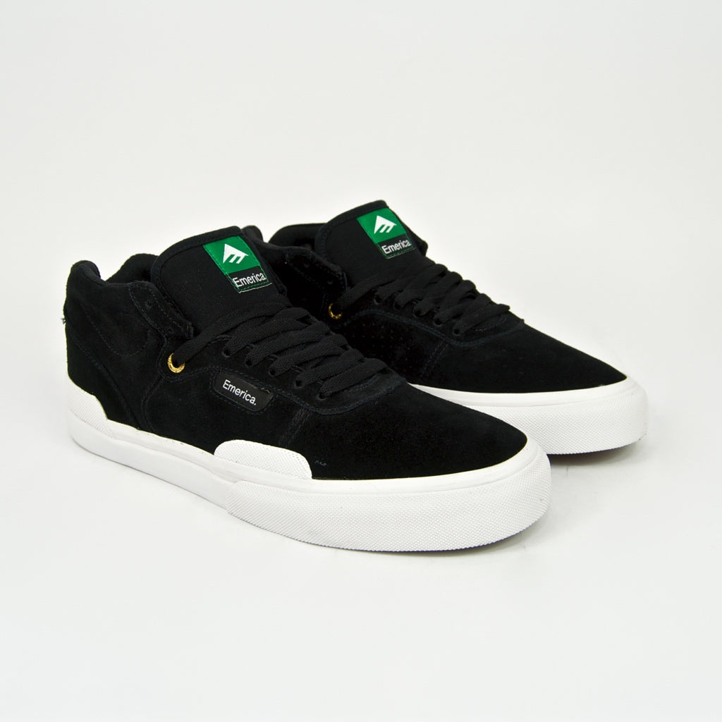 Emerica - Pillar Shoes - Black / White / Gold