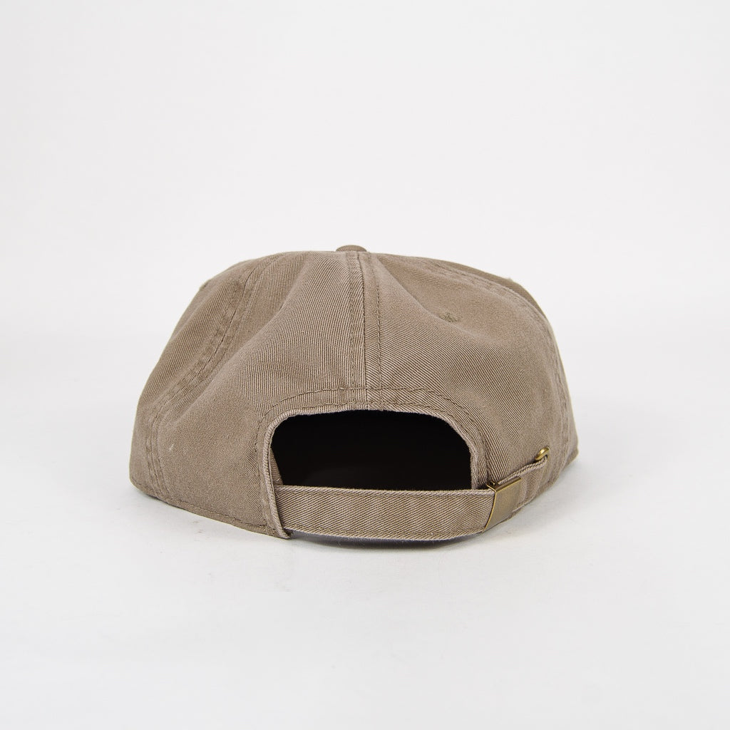 Welcome Skate Store - Goodlife Cap - Washed Coffee