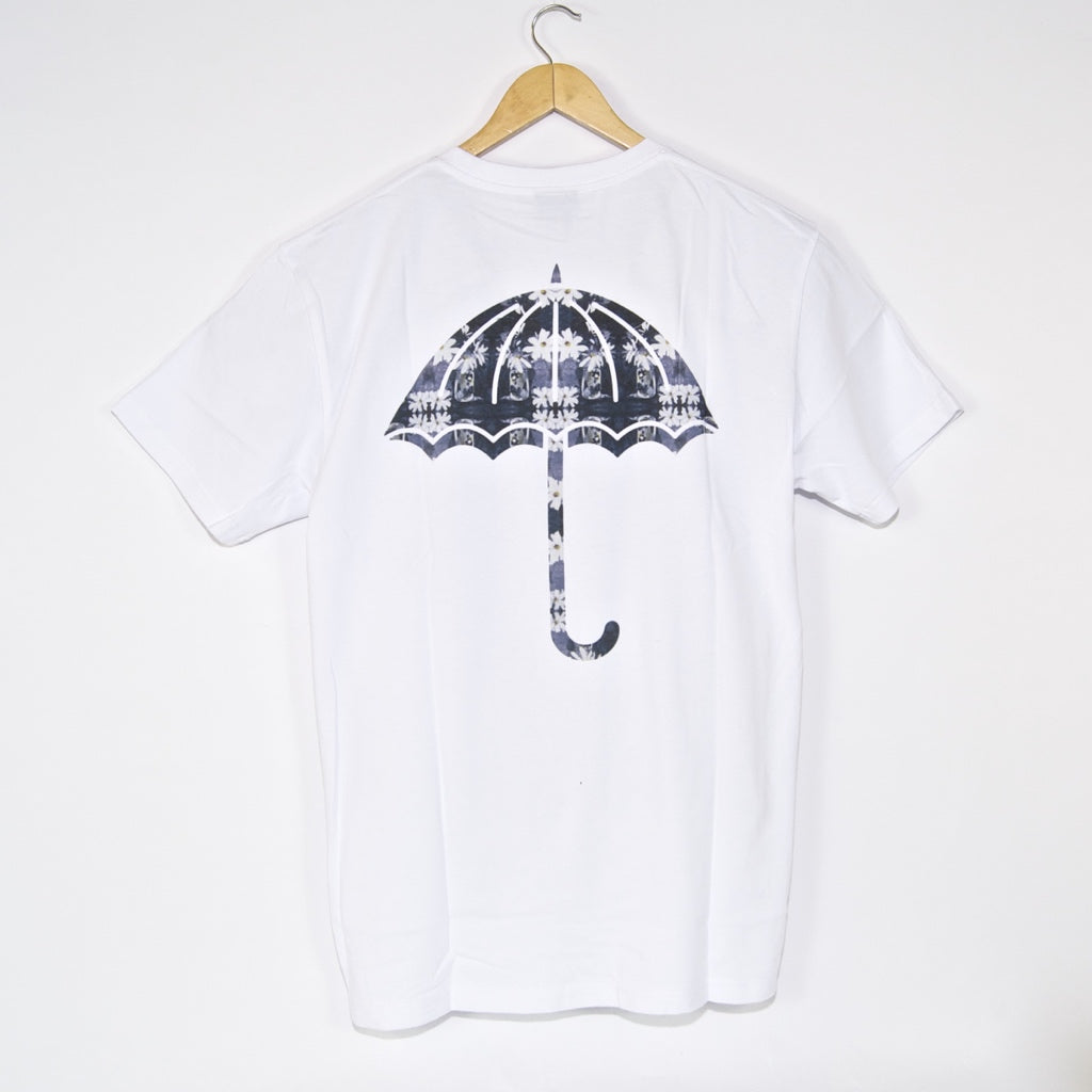 Helas - Daisy Umbrella T-Shirt - White