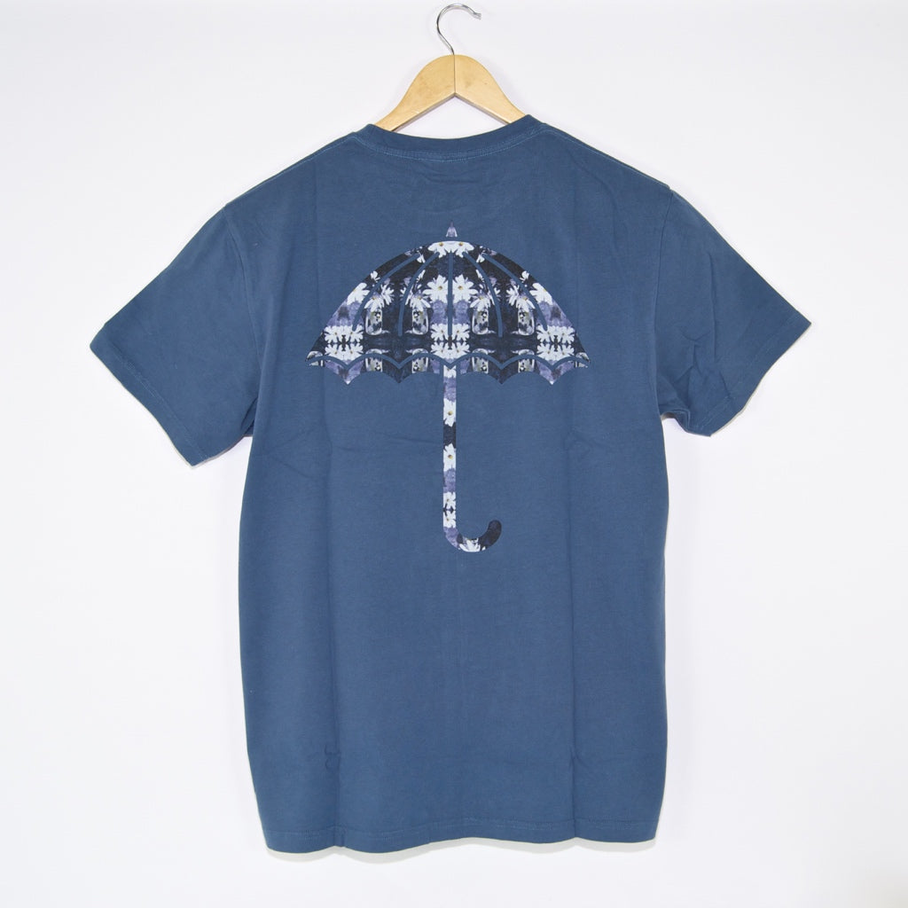 Helas - Daisy Umbrella T-Shirt - Dark Blue