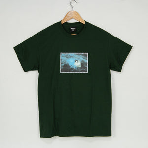 Hockey Skateboards - Rescue T-Shirt - Forest Green