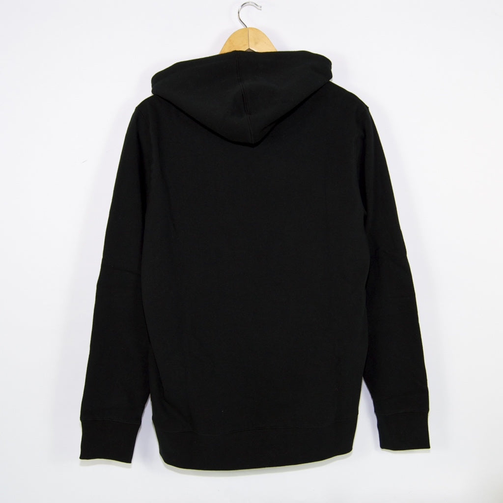 Huf - Wild Flowers 2 Pullover Hooded Sweatshirt - Black