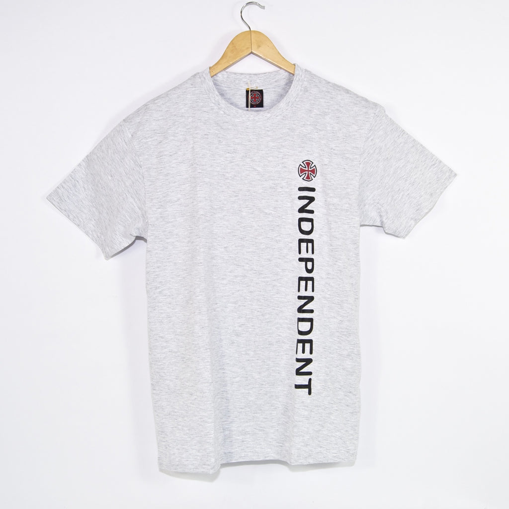 Independent - Directional T-Shirt - Athletic Heather