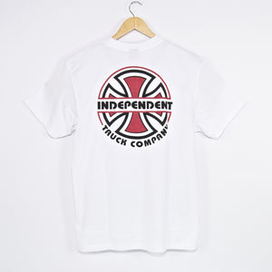 Independent - ITC Bauhaus T-Shirt - White